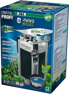 JBL CristalProfi Greenline Aquarium Filter e401, e701, e901 and e1501