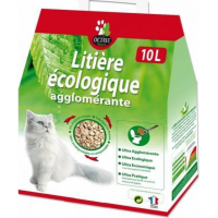 Octave Nature Clumping Plant-Based Litter