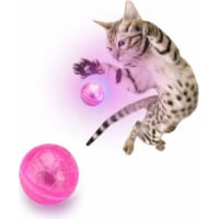 Cat-Flash Ball - Pelota luminosa para gato