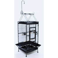 YOUYOU Cage for Medium Sized Parrots and Large Parakeets (1)