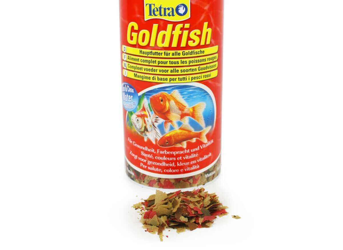 Tetra Goldfish FLOCONS poissons rouges - de 100ml à 10L_2