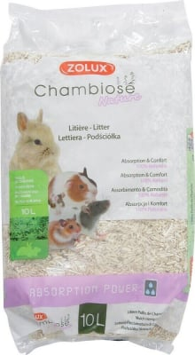Chambiose Highly absorbant litter 10 litre