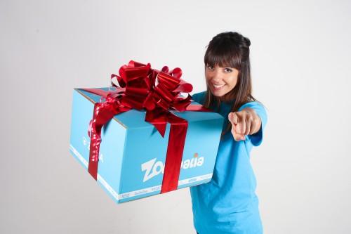 Pour Noël, Zoomalia vous offre votre commande !
