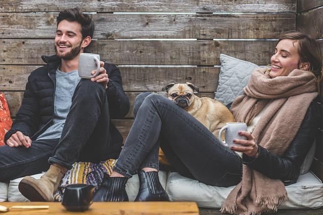 Top 5 des effets bénéfiques des chiens sur la santé