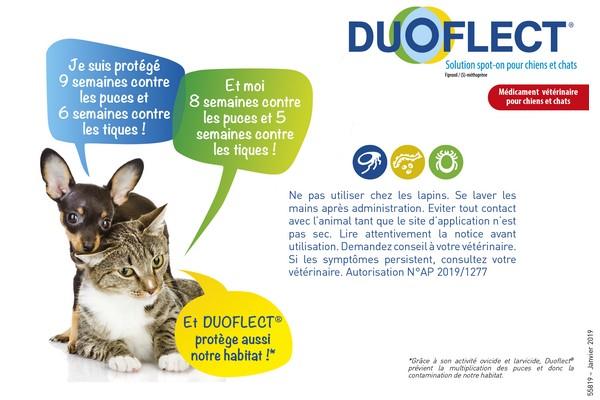 Duoflect : et si on vous avait trouvé LA solution anti-parasites ?