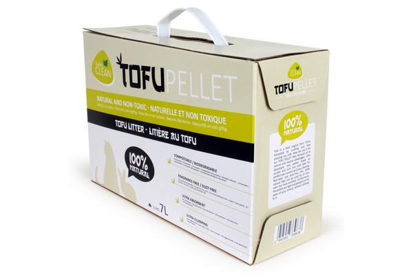 Litière tofu : la nouveauté Quality Clean pour chat et rongeurs !