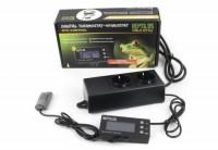 NouveautéZoomalia:le thermostat hygromètreDTHControl