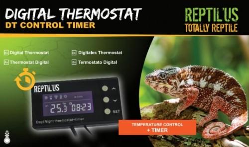 Nouveauté Zoomalia : Thermostat DT Control Timer