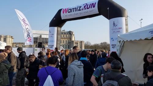 Zoomalia s'associe à Frontline Pet Care pour la Wamiz Run