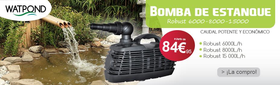 Bomba para estanque Robust Watpond