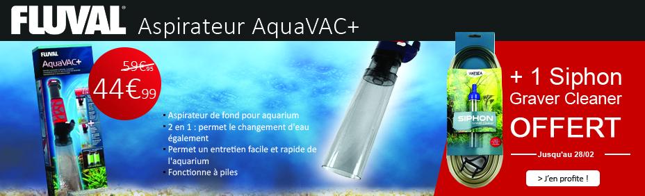 Aquavac+