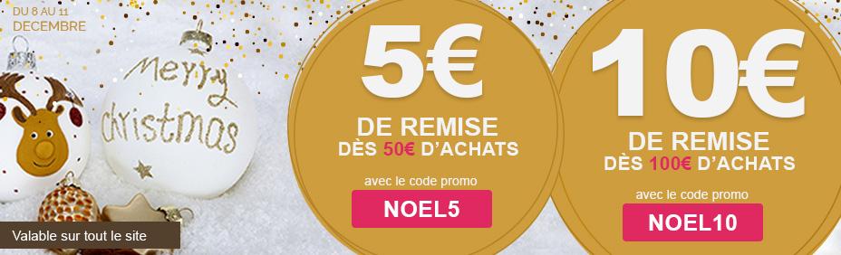 5€ des 50€ & 10€ des 100e