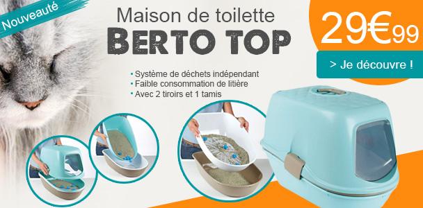 Maison de toilette Berto