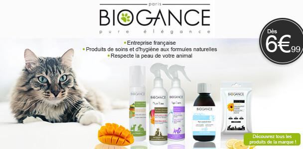 Produits Biogance