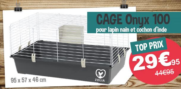 Cage Onyx 100