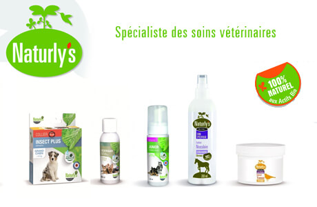 Naturly's-Gamme