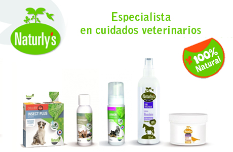Productos naturly's