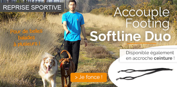 Accouple Footing Softline Duo