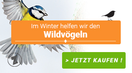 Im Winter helfen wir den wildvögeln, Jetzt kaufen !