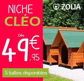 Niche Cléo Zolia