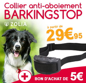 Collier BARKINGSTOP Zolia