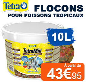 Flocon TetraMin 10L