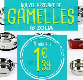 Gamelles Zolia