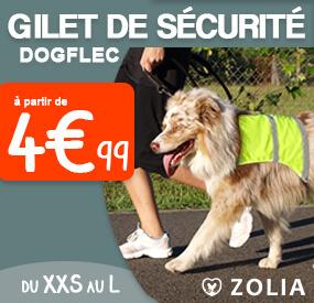 Gilet DogFlec
