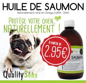 Huile de Saumon QualitySens