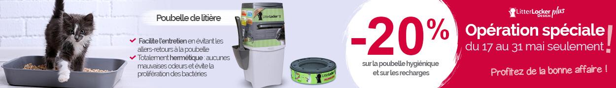 Offre litter locker II