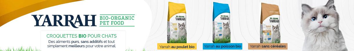Croquettes Yarrah