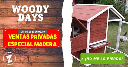 Woody Days !