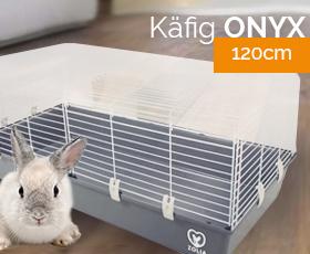 Käfig ZOLIA Onyx 120cm