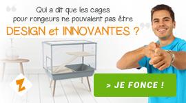 Découvrez les cages designs et innovantes NEVO