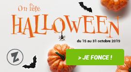 On fête Halloween