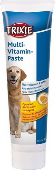 Pâte multivitaminée pour chien