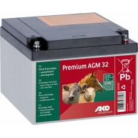 Accu AGM Premium 32