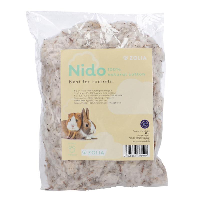 nid douillet cotton zolia caractéristiques