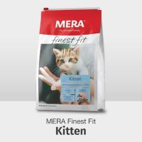 MERA Kitten, met gevogelte
