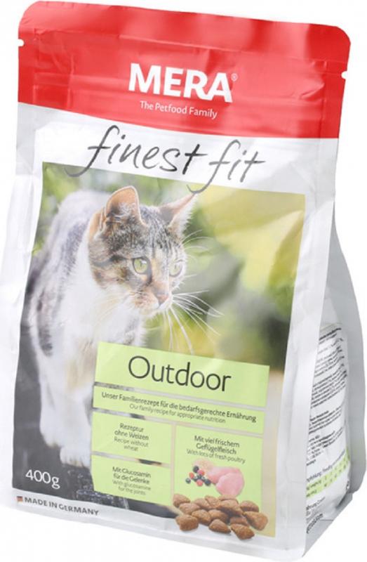 MERA Finest Fit à la volaille pour chat d'extérieur