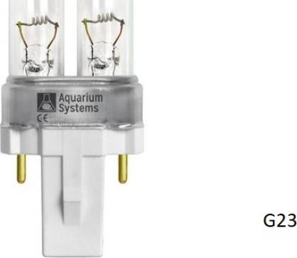 Lampe UVC Teich