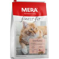 MERA Finest Fit mit Geflügel für sterilisierte Katzen