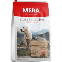 MERA Pure Sensitive au boeuf et pommes de terre pour chien adulte de moyenne et grande taille