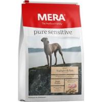 MERA Pure Sensitive à la dinde et riz pour chien adulte de moyenne et grande taille