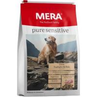 MERA Pure Sensitive al tacchino e riso per cane senior