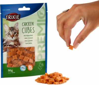 Natural treats for cats