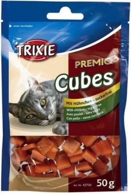 Premio Cubes con pollo