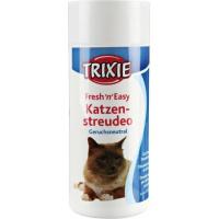 Désodorisant de litière pour chat