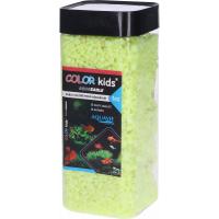 Sable coloré Aquasable Color Kids Sing Jaune