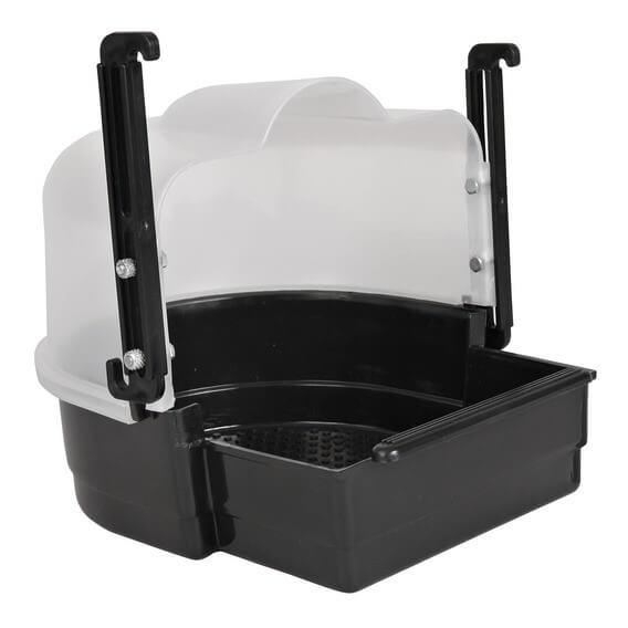 baignoire spacieuse accessoires pour oiseaux. Black Bedroom Furniture Sets. Home Design Ideas